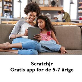 Læs mere om ScratchJr
