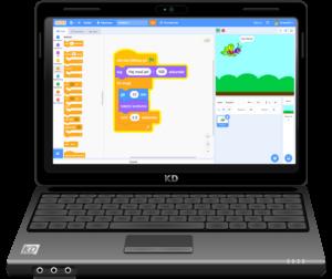 Kodning i skolen - eksempel med Scratch