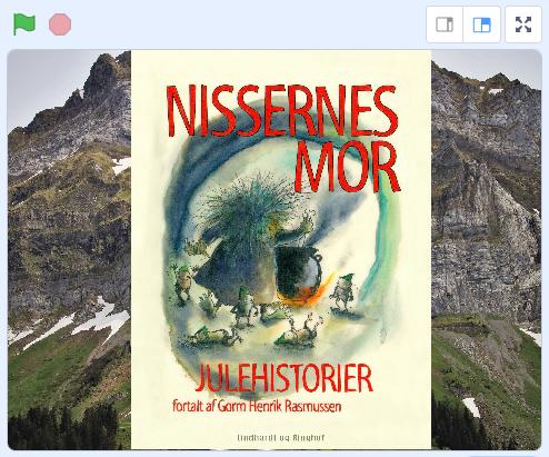 Nissesernes mor - Julehistorier fortalt af Gorm Henrik Rasmussen