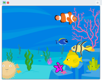 Lav dit eget digitale akvarium