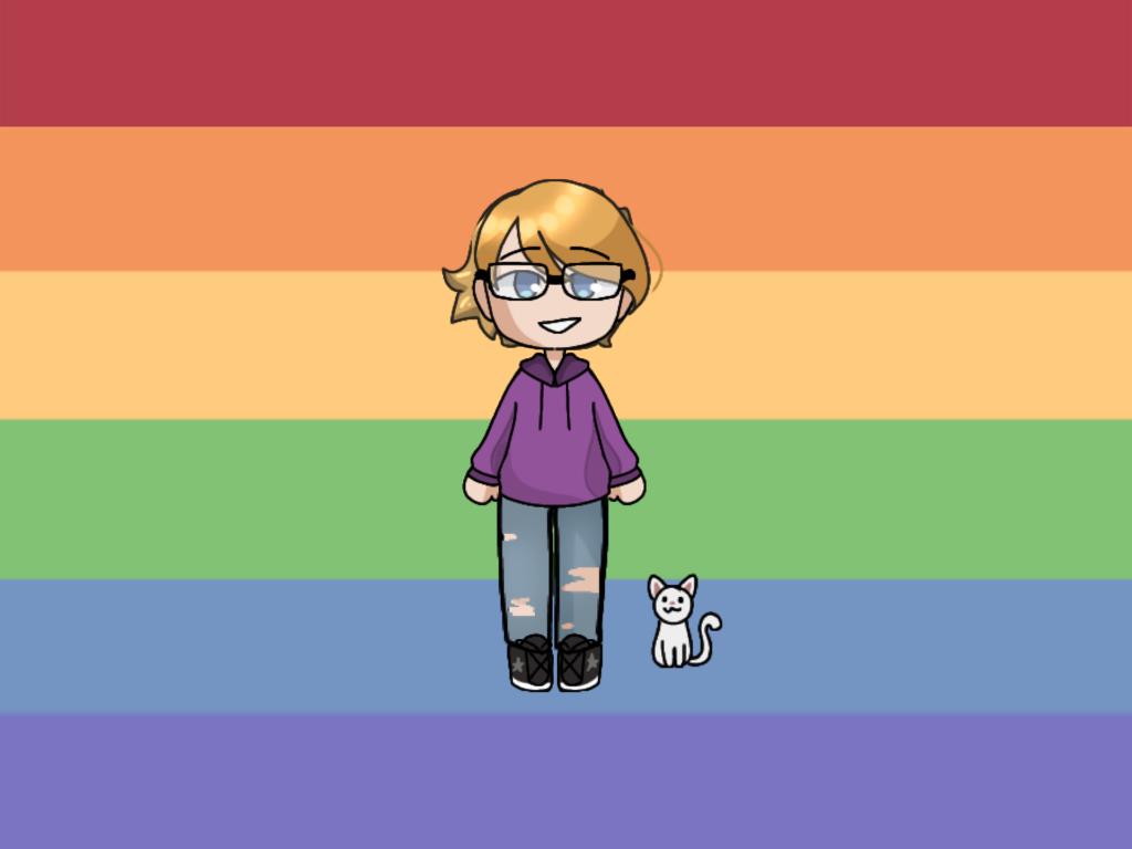 Eksempel på en avatar
